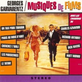 GEORGES GARVARENTZ / MUSIQUES DE FILMS