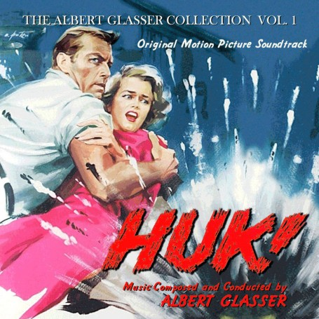 THE ALBERT GLASSER COLLECTION: VOLUME 1 (HUK! / TOKYO FILE 212)
