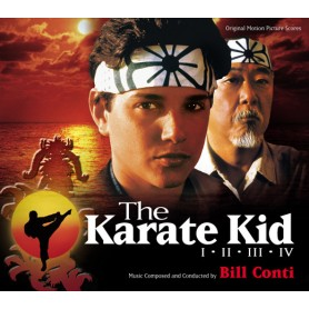 THE KARATE KID I / II / III / IV