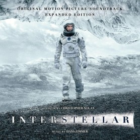 INTERSTELLAR (EXPANDED EDITION) (4xLP)