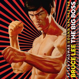 BRUCE LEE: THE BIG BOSS (THE FIST OF FURY)