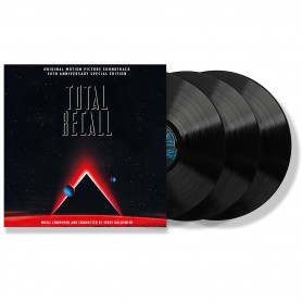 TOTAL RECALL (30TH ANNIVERSARY EDITION) (3xLP)