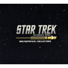 STAR TREK: THE ORIGINAL SERIES SOUNDTRACK COLLECTION