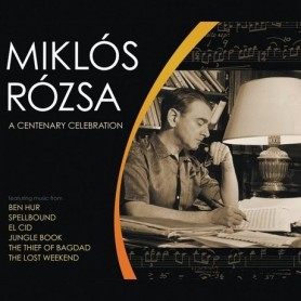 THE MUSIC OF MIKLOS ROZSA: SPELLBOUND CONCERTO / NEW ENGLAND CONCERTO