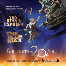 GOLDSMITH AT 20th (VOL.1): VON RYAN'S EXPRESS / THE BLUE MAX
