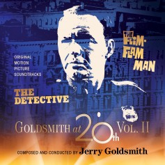 GOLDSMITH AT 20th (VOL.2): THE DETECTIVE / THE FLIM-FLAM MAN