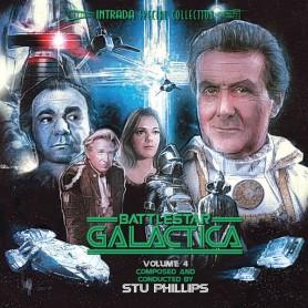 BATTLESTAR GALACTICA (VOLUME 4)