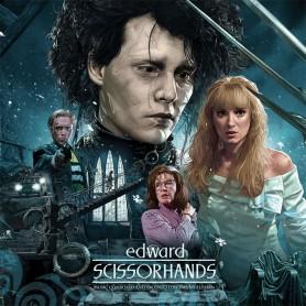 EDWARD SCISSORHANDS (LP)