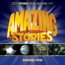 AMAZING STORIES (ANTHOLOGY THREE)