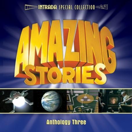 AMAZING STORIES (ANTHOLOGY THREE)