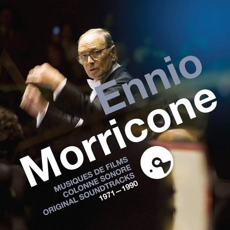 ENNIO MORRICONE: MUSIQUES DE FILMS 1971-1990 (LP)