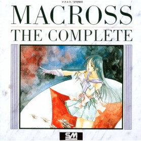 MACROSS THE COMPLETE