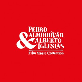 PEDRO ALMODOVAR & ALBERTO IGLESIAS: FILM MUSIC COLLECTION (12-CD)