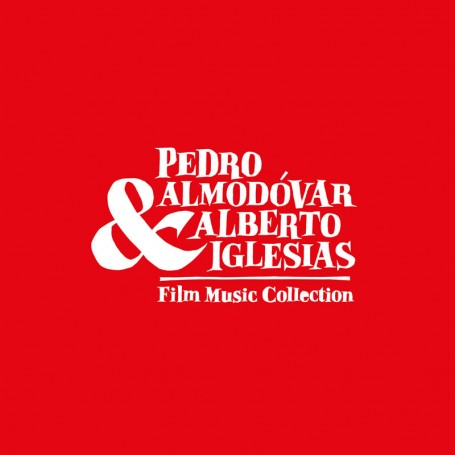 PEDRO ALMODOVAR & ALBERTO IGLESIAS: FILM MUSIC COLLECTION (12-CD)