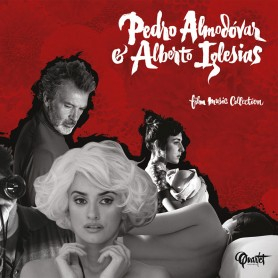 PEDRO ALMODOVAR & ALBERTO IGLESIAS: FILM MUSIC COLLECTION (2xLP)