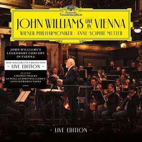 JOHN WILLIAMS IN VIENNA (LIVE EDITION)