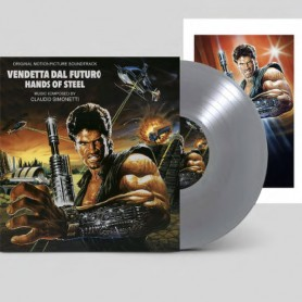 VENDETTA DAL FUTURO (HANDS OF STEEL) (LP)