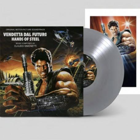 VENDETTA DAL FUTURO (HANDS OF STEEL) (LP)