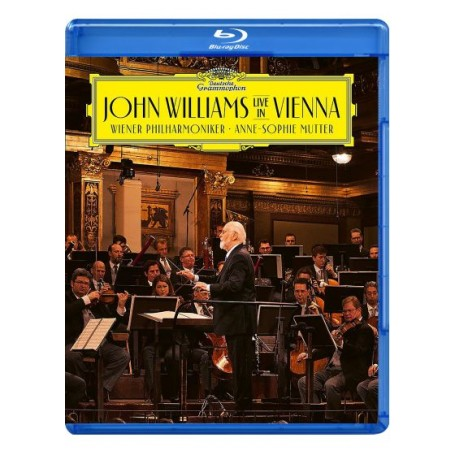 JOHN WILLIAMS IN VIENNA (Blu-ray)