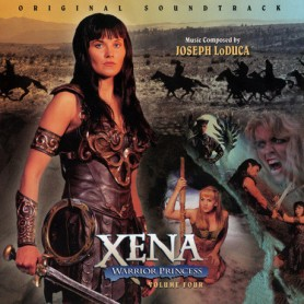 XENA: WARRIOR PRINCESS (VOLUME FOUR)