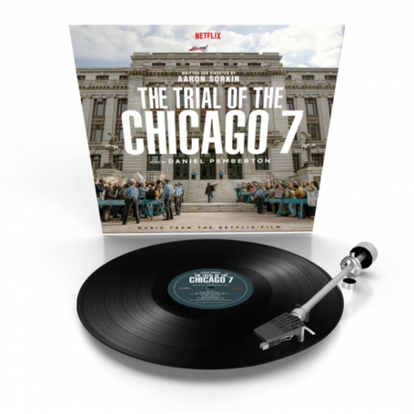 THE TRIAL OF THE CHICAGO 7 (LP)