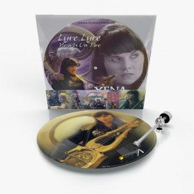 XENA WARRIOR PRINCESS: LYRE LYRE, HEARTS ON FIRE (LP)