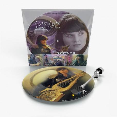 XENA WARRIOR PRINCESS: LYRE LYRE, HEARTS ON FIRE (LP)