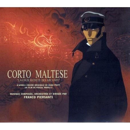 CORTO MALTESE (LA COUR SECRÈTE DES ARCANES)