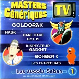 MASTERS GÉNÉRIQUES TV: LES SUCCÈS SABAN (VOLUME 1)
