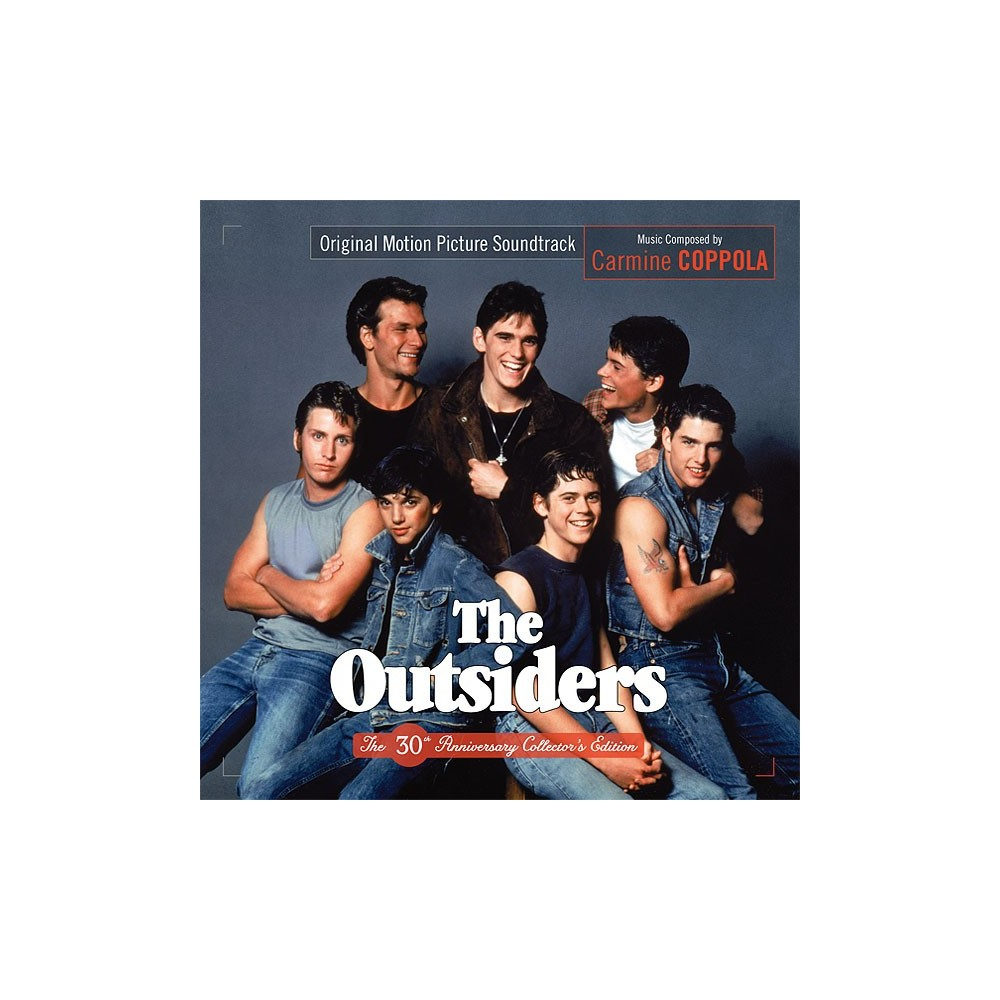 Famous Quotes From The Outsiders Movie: Carmine COPPOLA