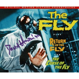 THE FLY / RETURN OF THE FLY / THE CURSE OF THE FLY
