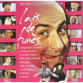 LOUIS DE FUNÈS VOL.1 & VOL.2