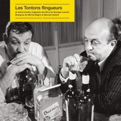 LES TONTONS FLINGUEURS ET AUTRES FILMS DE GEORGES LAUTNER (LP)