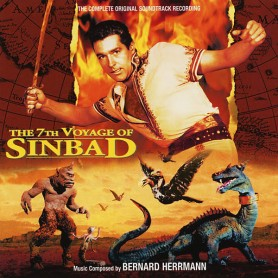 THE 7TH VOYAGE OF SINBAD (COMPLETE ORIGINAL SOUNDTRACK RECORDING)