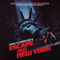 ESCAPE FROM NEW YORK (EXPANDED EDITION REISSUE)