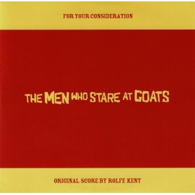 THE MEN WHO STARE AT GOATS (FOR YOUR CONSIDERATION)