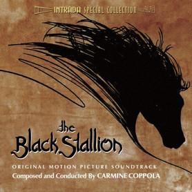 THE BLACK STALLION (3 CD)