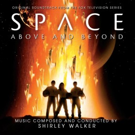 SPACE ABOVE AND BEYOND (3 CD)