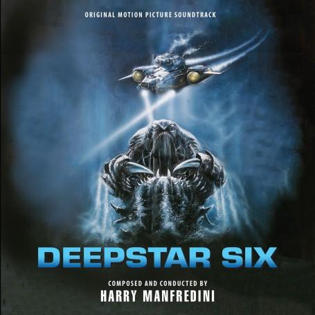 DEEPSTAR SIX (REISSUE)