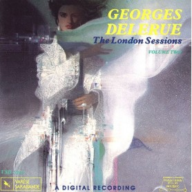 GEORGES DELERUE: THE LONDON SESSIONS (VOL.2)