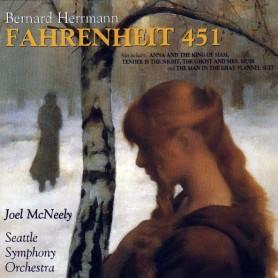 FAHRENHEIT 451 (RE-RECORDING)