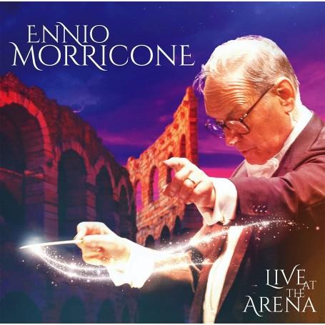 ENNIO MORRICONE: LIVE IN ARENA (2xLP)