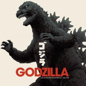 GODZILLA: THE SHOWA ERA SOUNDTRACKS 1954-1975 (LP BOX SET)