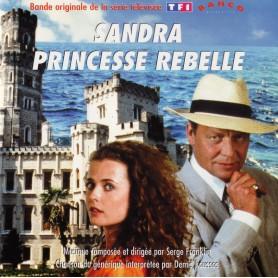 SANDRA PRINCESSE REBELLE
