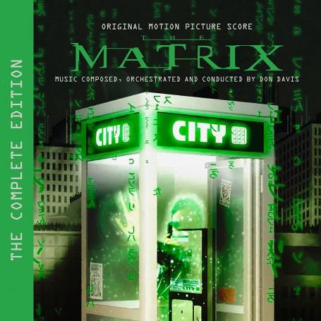 THE MATRIX (THE COMPLETE SCORE)