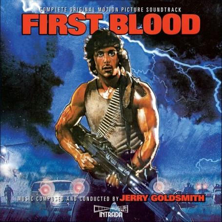 FIRST BLOOD (2 CD)