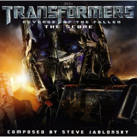 TRANSFORMERS: REVENGE OF THE FALLEN (THE SCORE)
