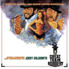 THE GREAT TRAIN ROBBERY (2CD)