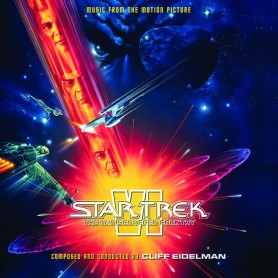 STAR TREK VI: THE UNDISCOVERED COUNTRY (2CD)