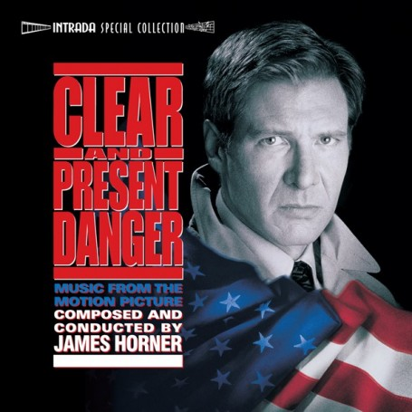 CLEAR AND PRESENT DANGER (2CD)